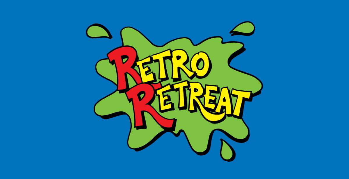 Young Adults Retro Retreat