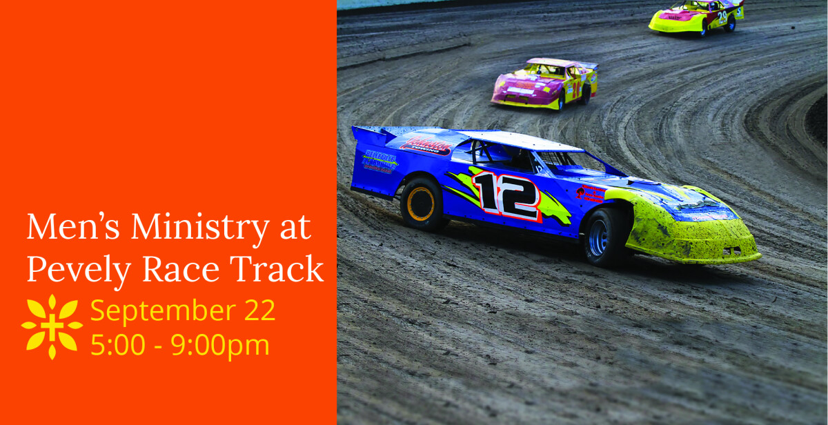 Men's Ministry - Night at Pevely Race Track