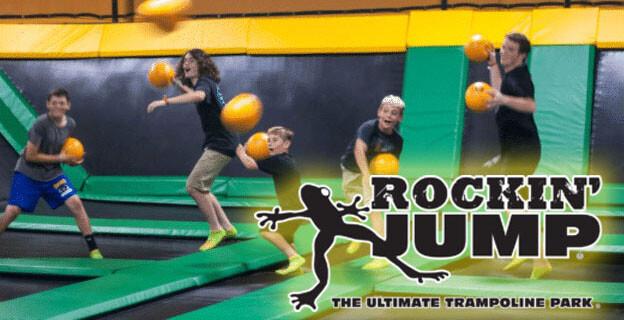 Middle School Rockin' Jump
