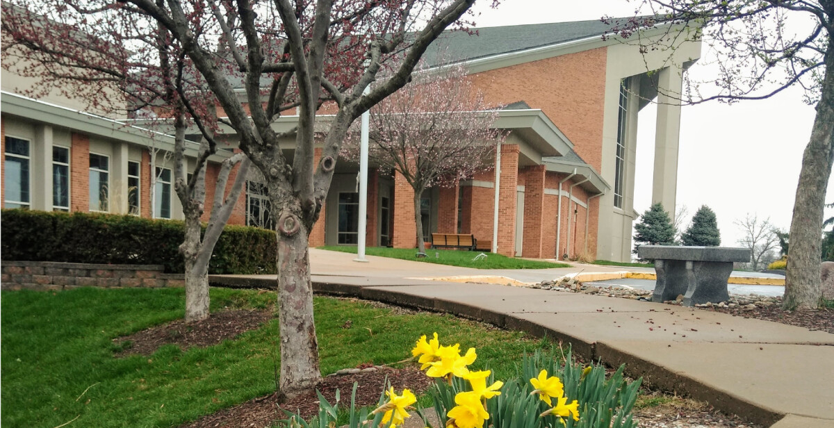 Campus Grounds Spring Cleaning 2020
