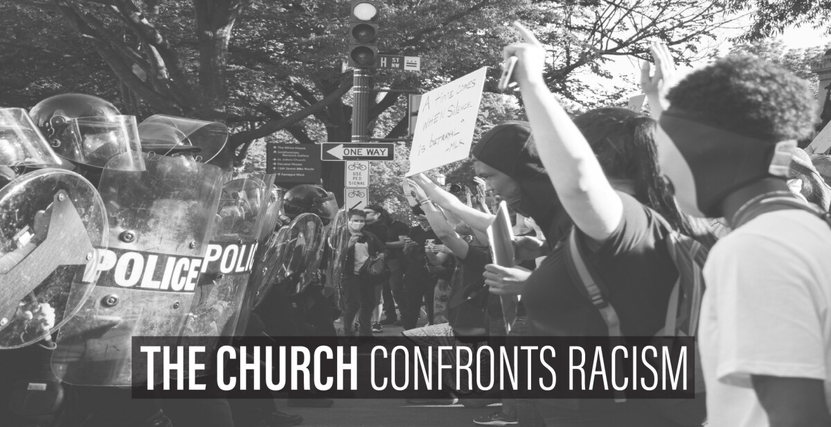 The Church Confronts Racism a ZOOM Conversation