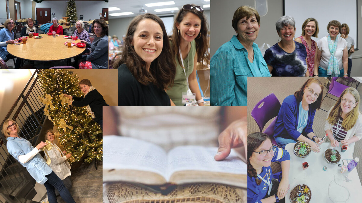 Women's Greenhouse Ministry